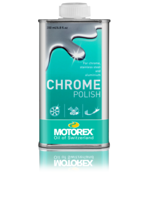 PULITORE MOTOREX CHROME POLISH