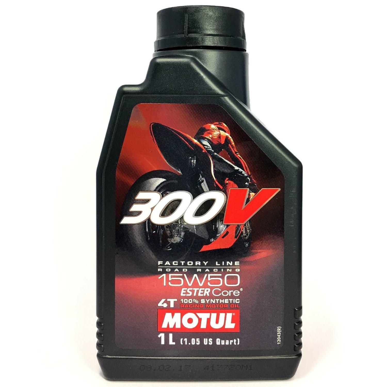 OLIO MOTUL 300V ROAD 15W50