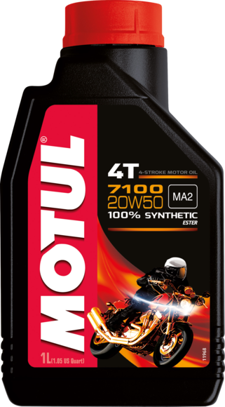 OLIO MOTUL 7100 20W50