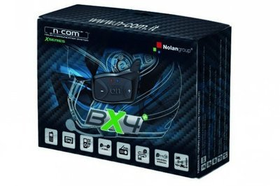 INTERFONO N-COM mod. BX4 PLUS