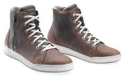 Scarpe GAERNE VOYAGER OILED AQUATECH BROWN