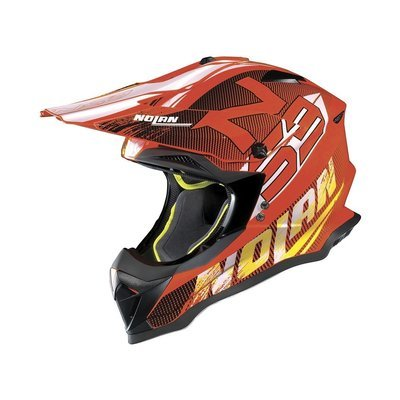 Casco Integrale Cross NOLAN N-53 col. 50