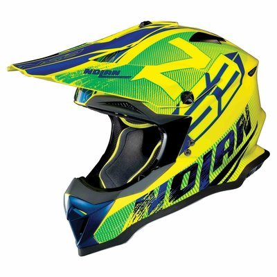 Casco Integrale Cross NOLAN N-53 col. 49