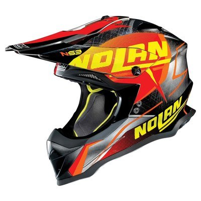 Casco Integrale Cross NOLAN N-53 col. 44