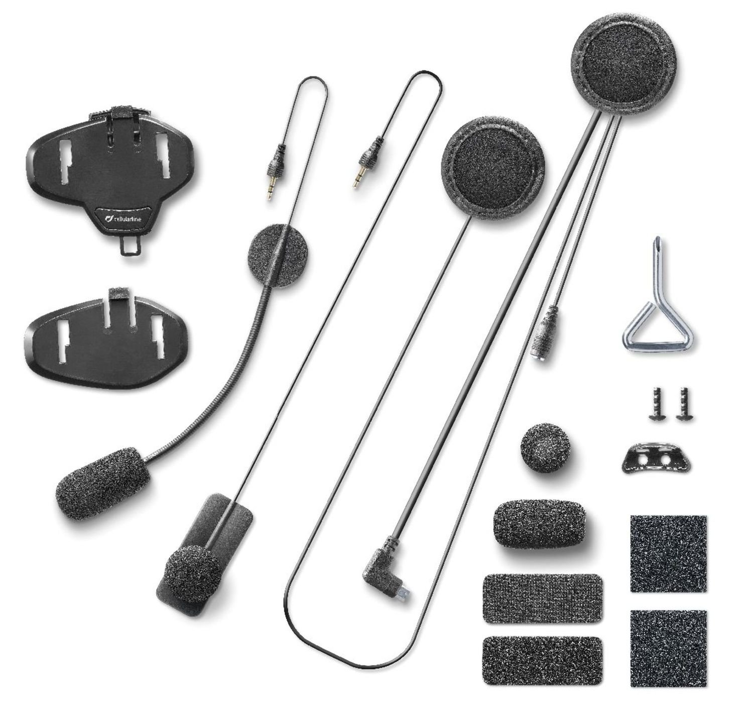 KIT AUDIO UNIVERSALE - TOUR/SPORT/URBAN/LINK