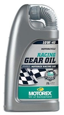 OLIO MOTOREX RACING GEAR OIL 10W40