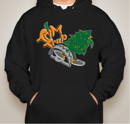 NorCal Trim Trap Large Hoodie **Free Shipping** nctthl