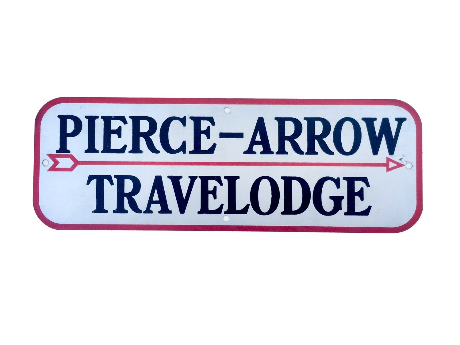 Pierce-Arrow Travelodge Body Badge