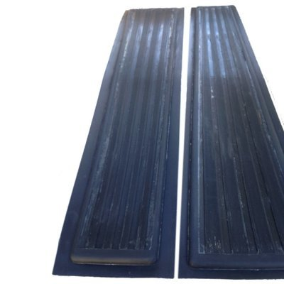 1930 Pierce-Arrow Model A Running Board Rubber Mats