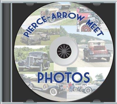 Pierce-Arrow Annual Meet Slide Show CDs