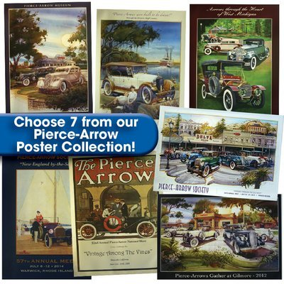 Poster Special!! Your Choice!  Seven for $100 with Free Shipping!