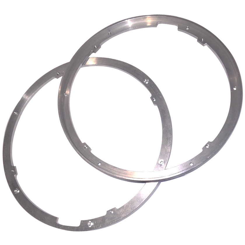 Pierce-Arrow Series 80 Headlight Mount Rings