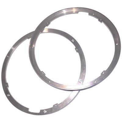 Pierce-Arrow Series 80 Headlight Mount Rings