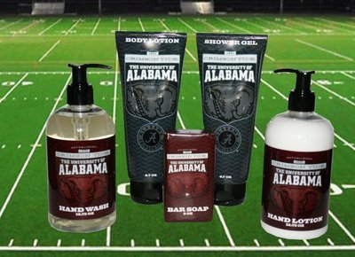 Alabama 5 pc Gift Set