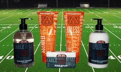 Auburn Bath & Shower Gift Set