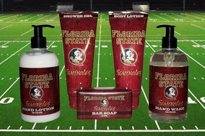 Florida State Bath & Shower Gift Set