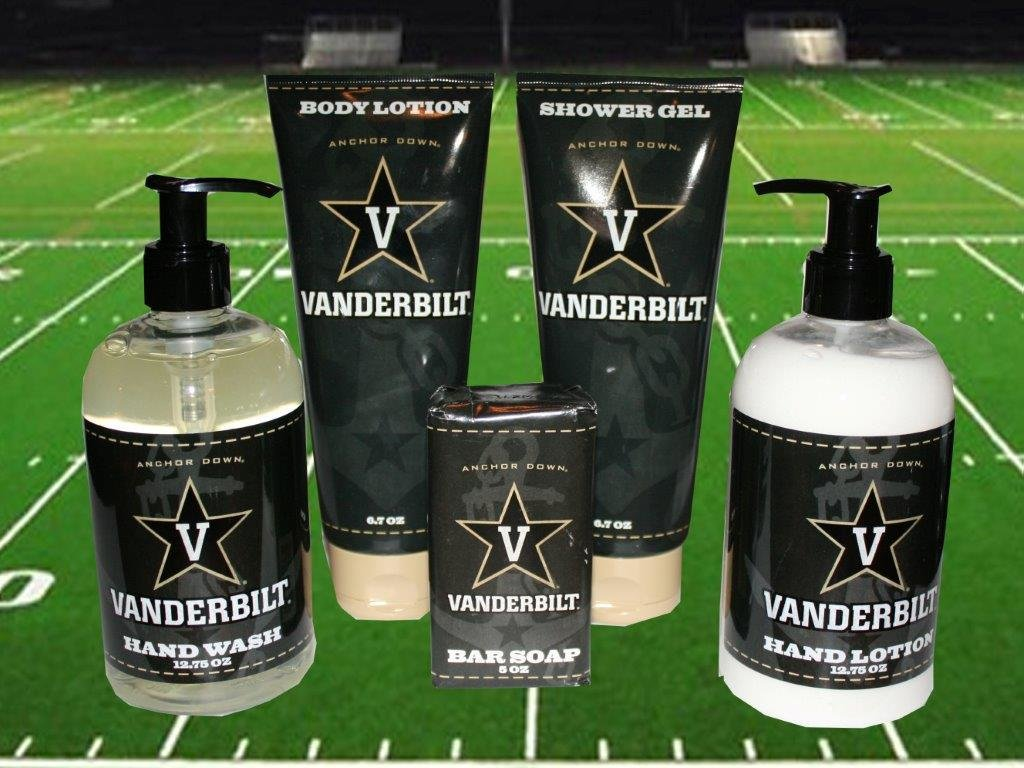 Vanderbilt Bath & Shower Gift Set 00008