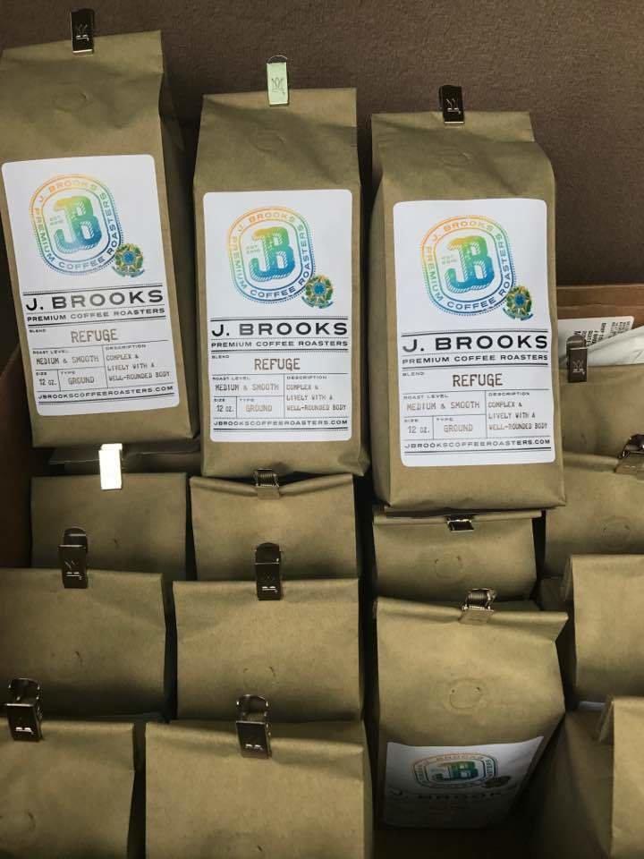Refuge Blend Coffee - Decaf 00010