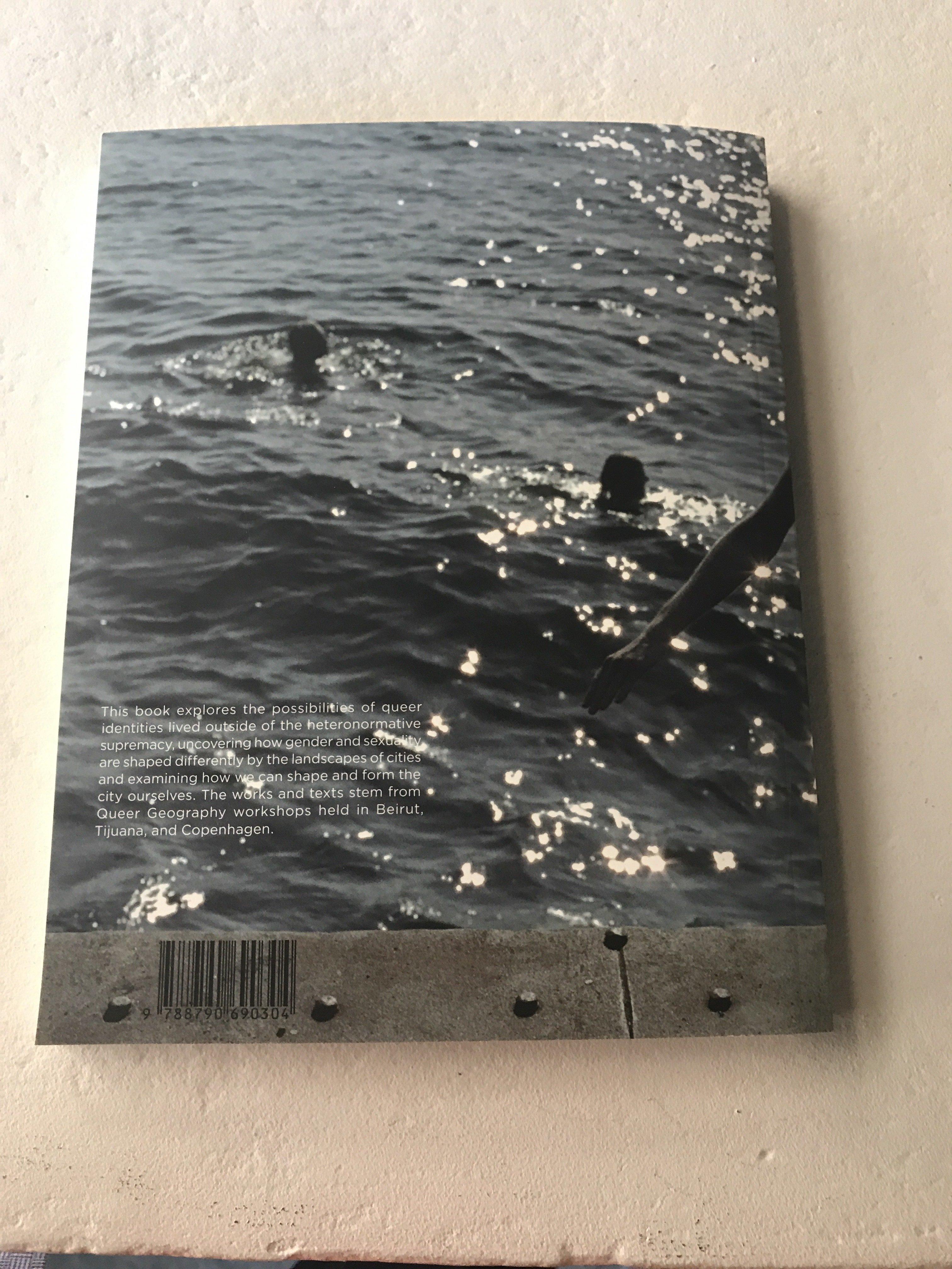 Queer Geographies (Beirut, Tijuana, Copenhagen) Paperback Book