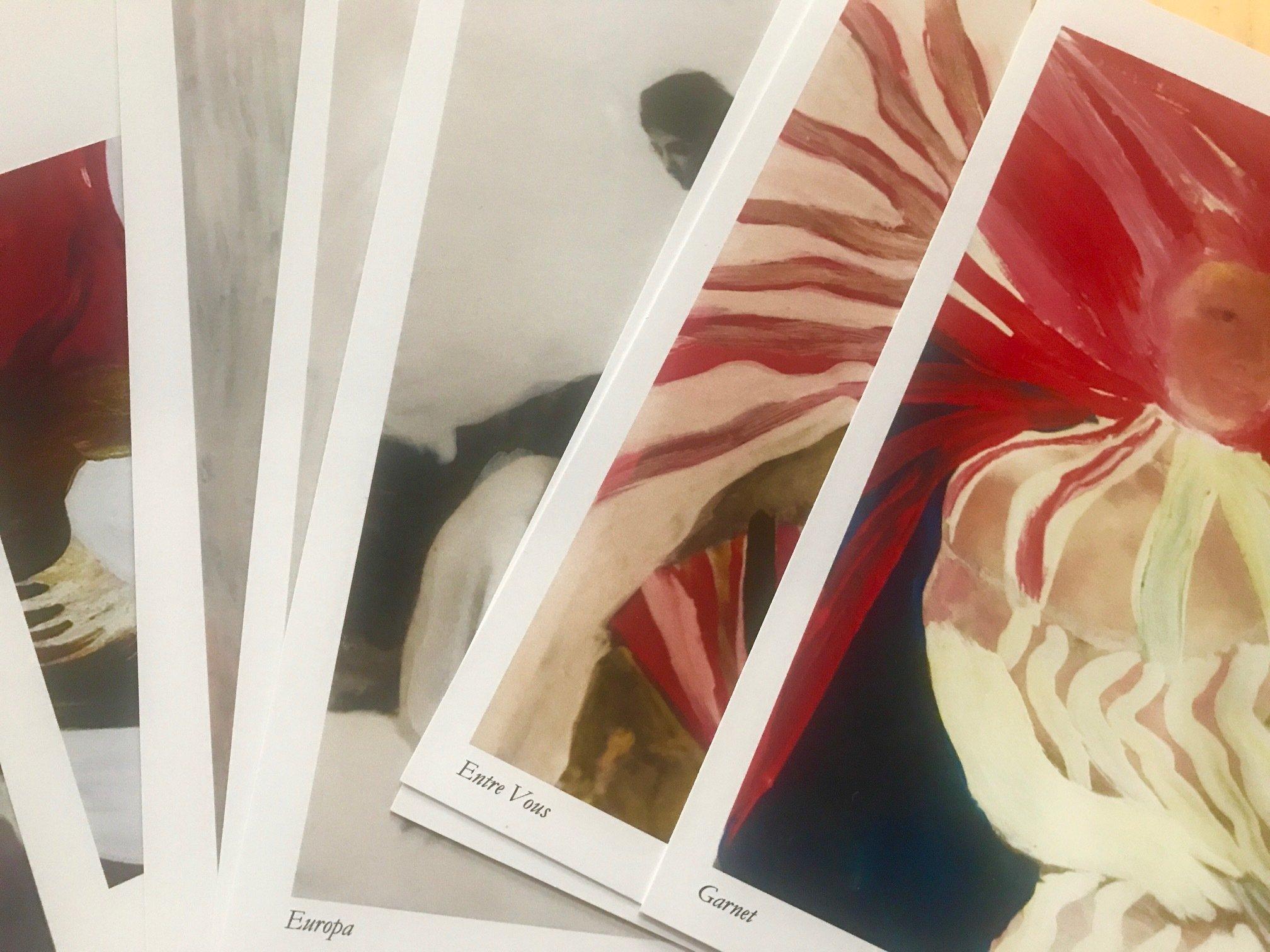 Art Prints by Samantha Downey (10 Prints  Per Set)