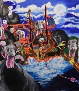 Irene Dogmatic SHIP OF FOOLS