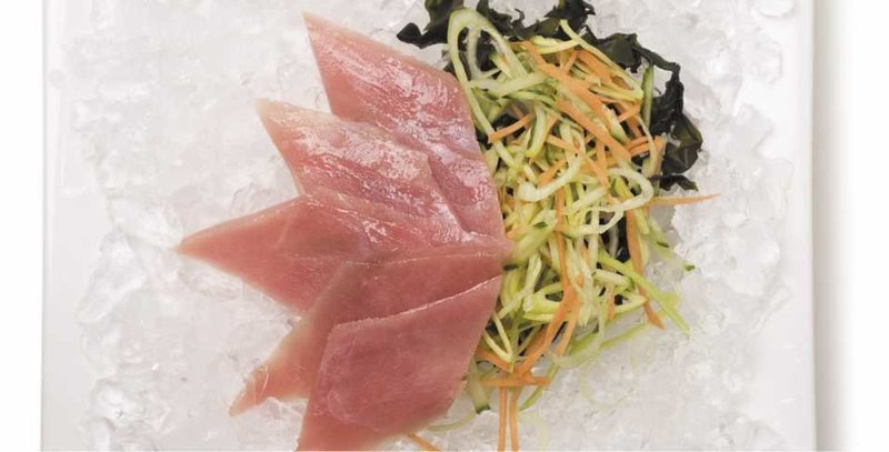 Магуро сашими