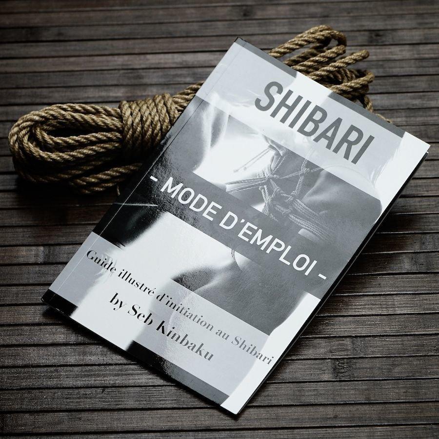 GUIDE INITIATION SHIBARI - SHIBARI MODE D'EMPLOI 00006