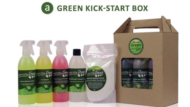 Natural Kick Start Box NKSB