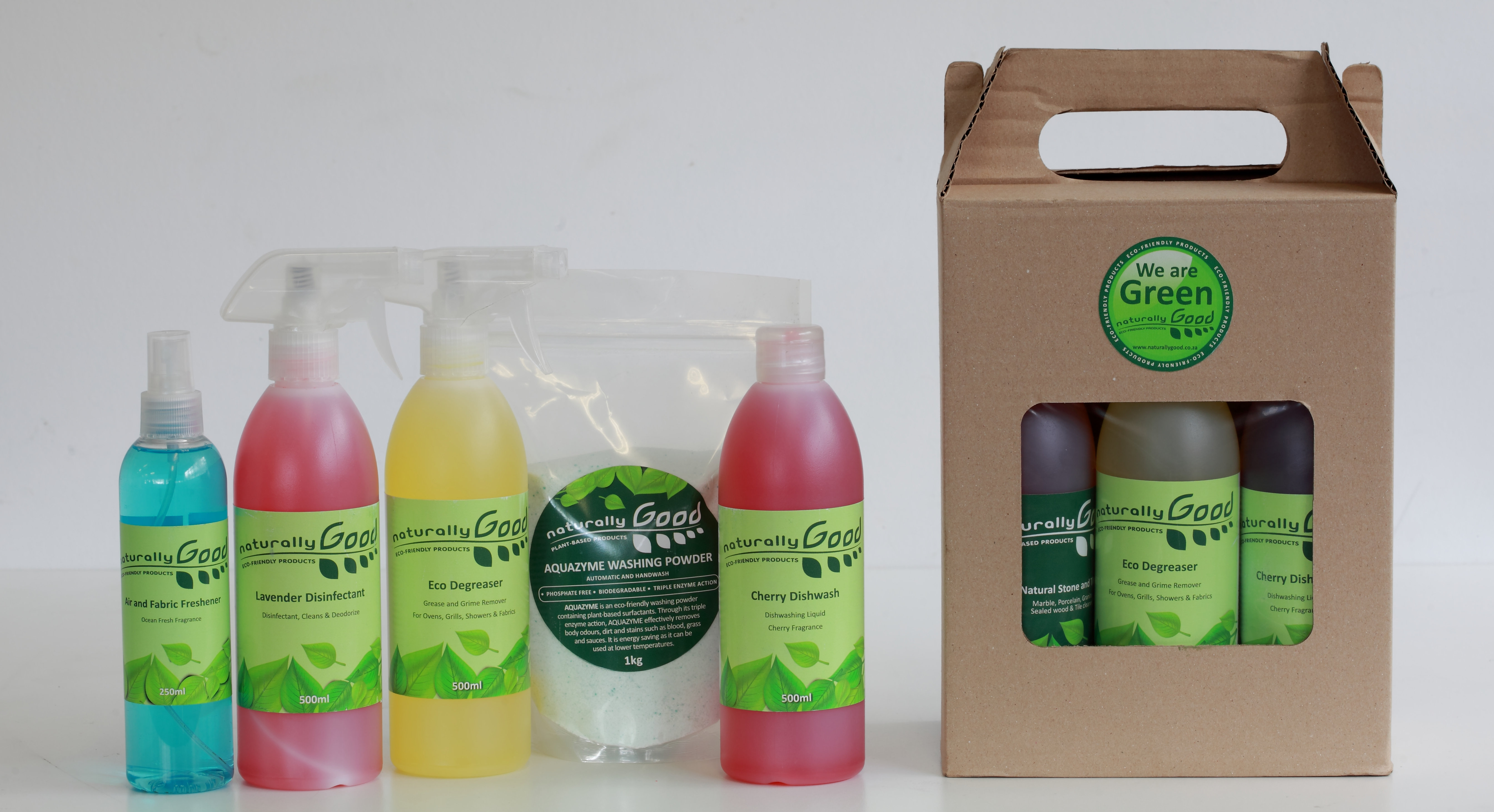Eco Kick Start Box EKSB