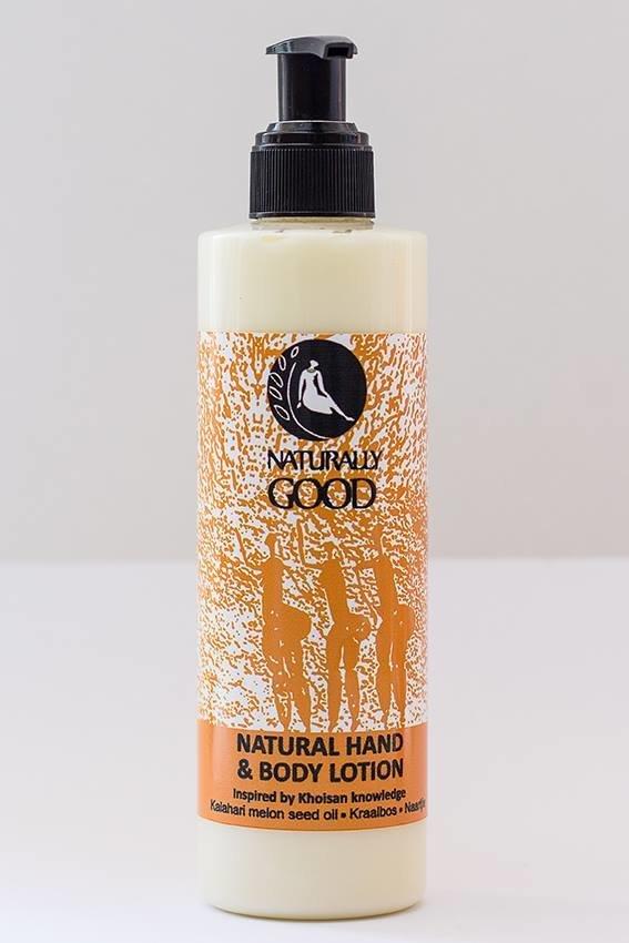 Khoisan Natural  Body Lotion KBL250