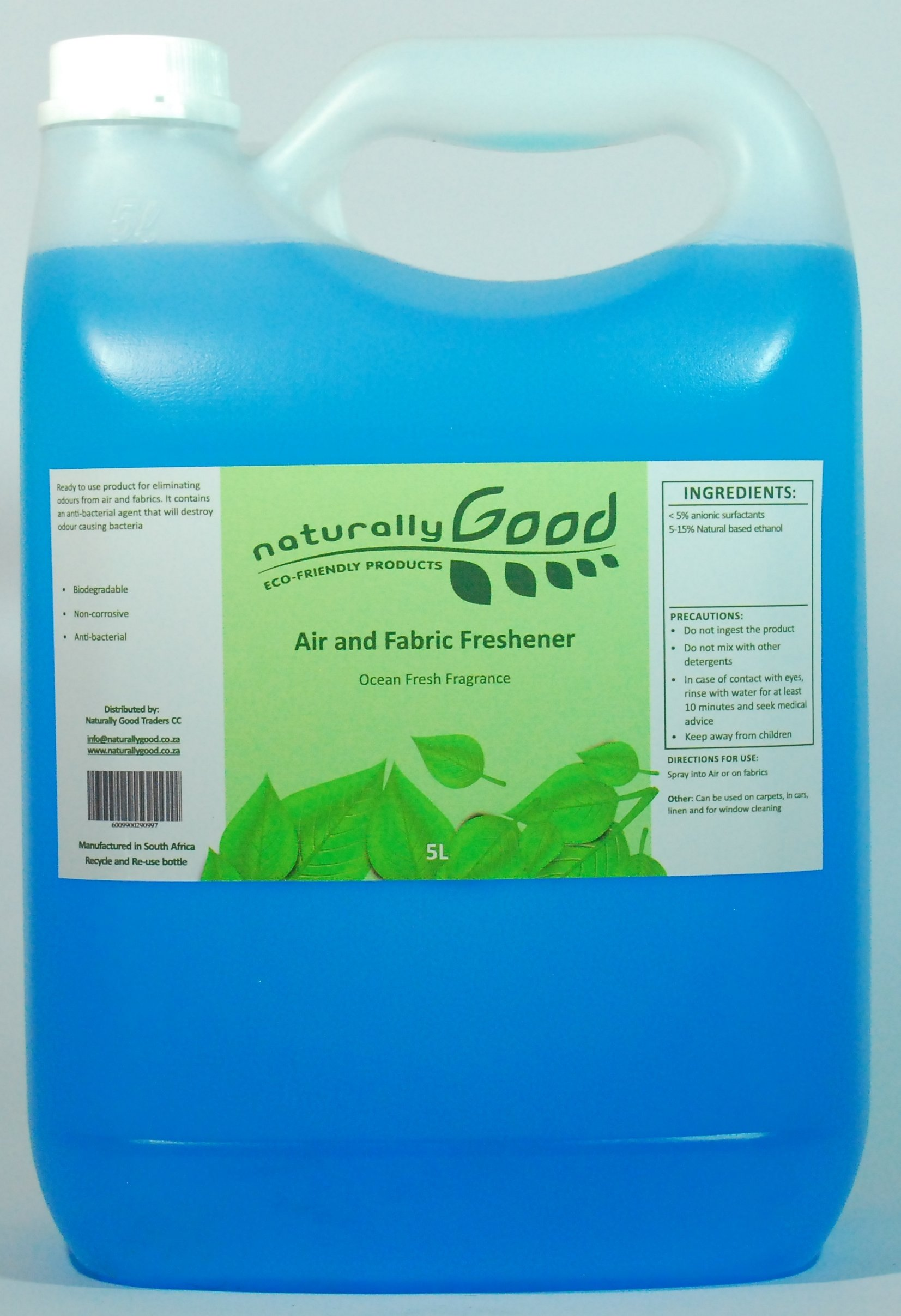 Eco Air & Fabric Freshener 5L IEAF5