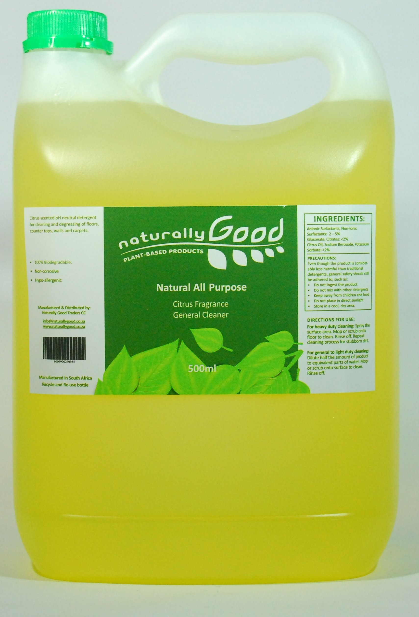 Natural All Purpose Cleaner 5L INAP5
