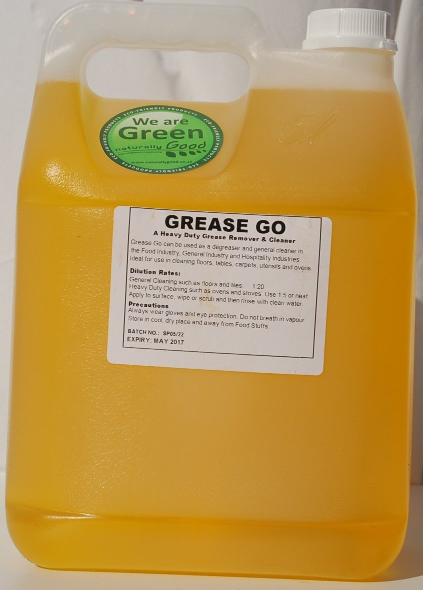 Eco Grease Go IEED5