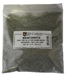 Bentonite 8oz bag