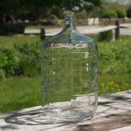 Standard 5 Gallon Glass Carboy