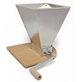 Twin Roller Grain Mill