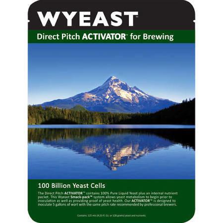 Wyeast 3944 (Belgian Wit)