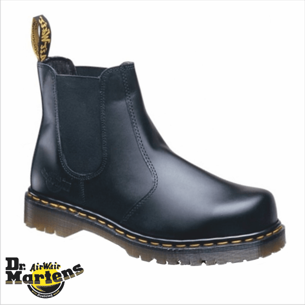 5cb4178757f Dr Martens Icon Safety Dealer Boot