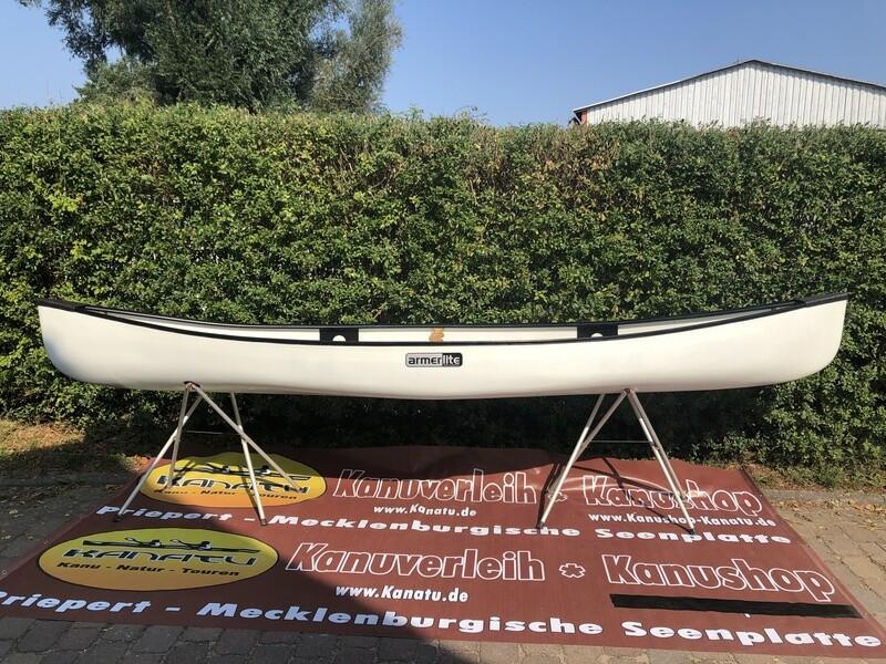 Armerlite Brooks 15 weiß Test und Vorführboot 2019 Kanadier