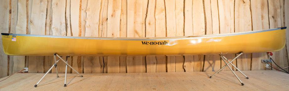 Wenonah Minnesota II Kevlar-Hartschaumskelett Vorführboot 2015