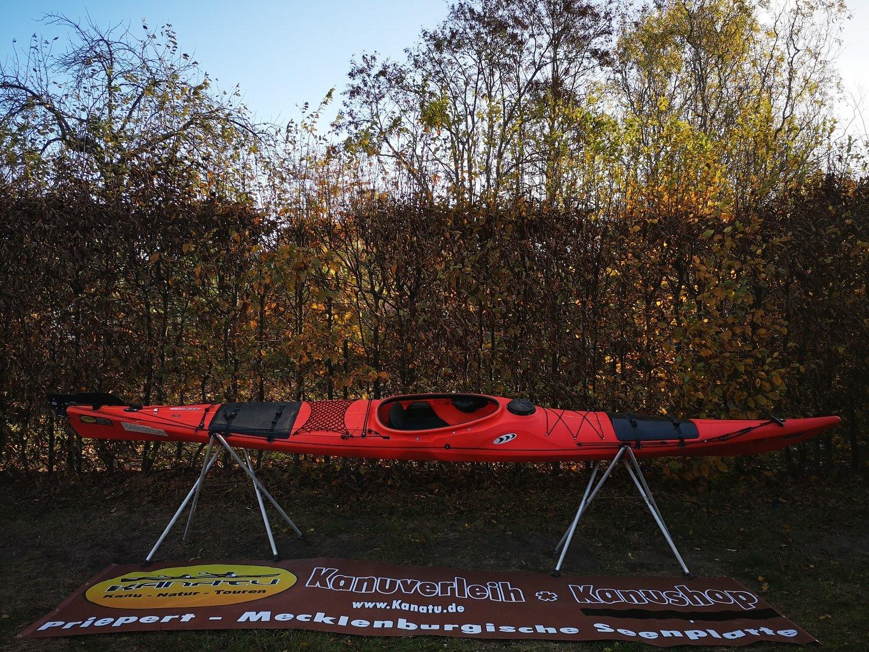 Prijon Seayak 520 HV mischfarbig gebraucht Kajak Set 2018