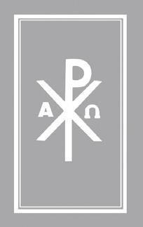 Corporale,Reinleinendamast ,50x50,Muster PX  und A+O