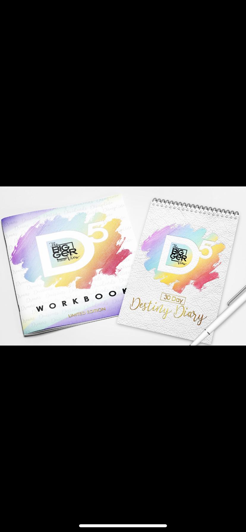 PDF Workbook & Diary 00010