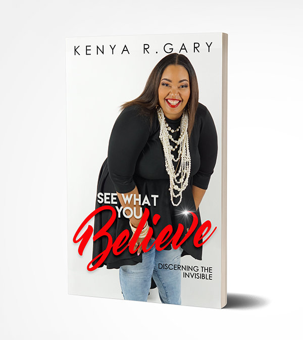 """""""See What You Believe"""" The Book 2018BK"""
