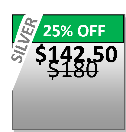 Wellness Package SILVER 25% OFF