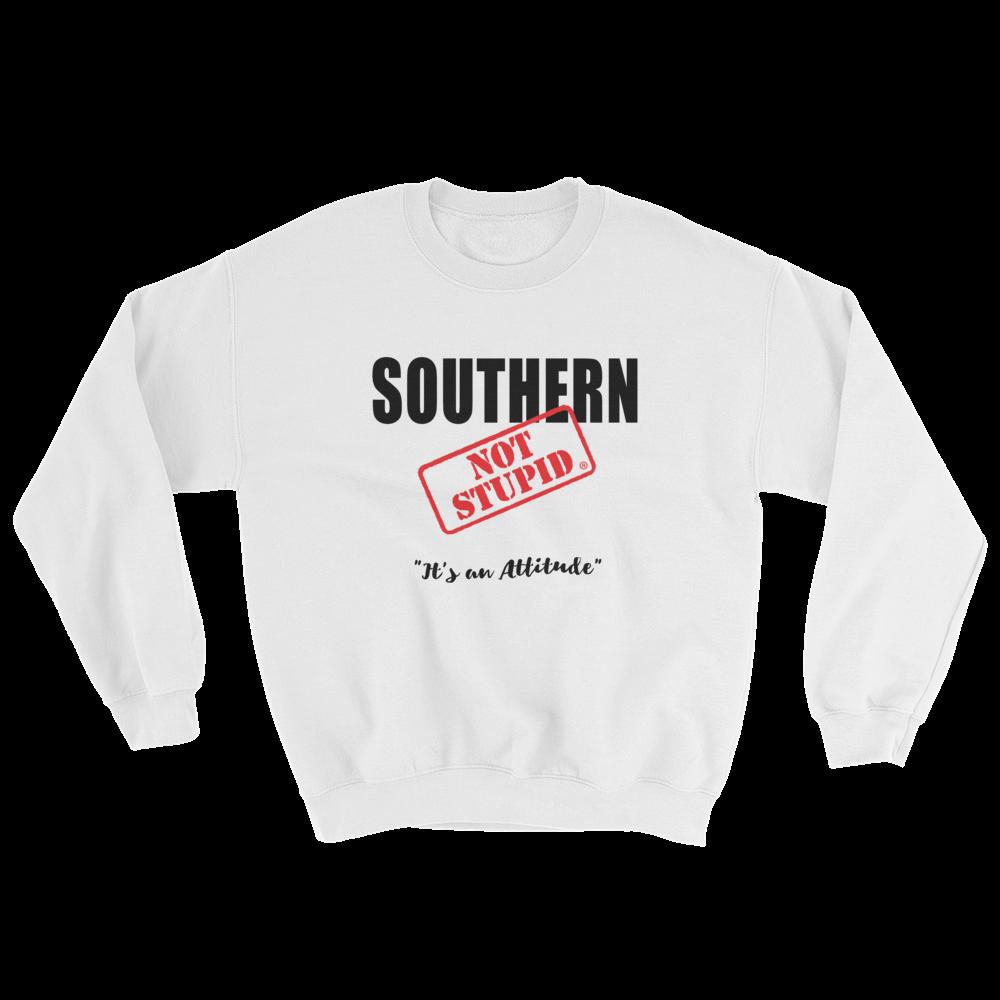 SNS Sweatshirt with Attitude!