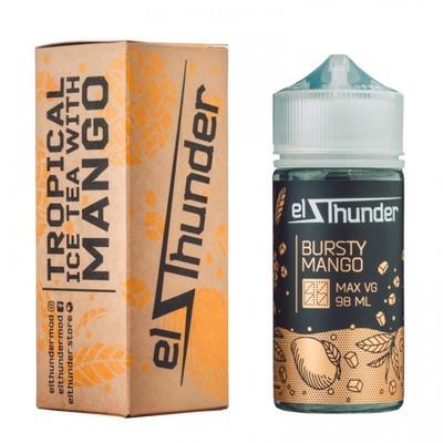 EL THUNDER: BURSTY MANGO 98ML