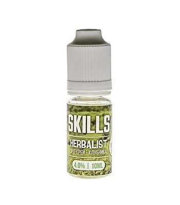 REFILL SALT: SKILLS HERBALIST 10ML