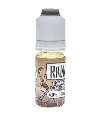 REFILL SALT: RAW TOBACCO 10ML