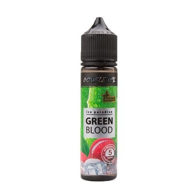 ICE PARADISE DOUBLE ICE: GREEN BLOOD 60ML